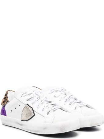 Philippe Model Sneakers With Logo