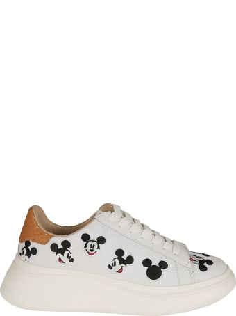 M.O.A. master of arts Double Gallery Mickey Sneakers