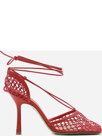 Bottega Veneta Stretch Leather Sandals