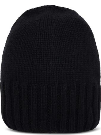Tessa Black Cashmere Hat