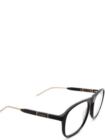 Gucci Gucci Gg0844o Black Glasses