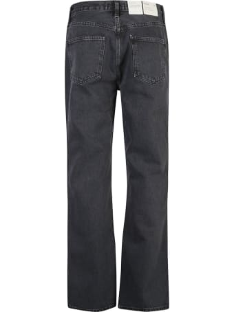 AGOLDE Buttoned Jeans