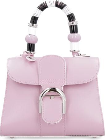 Delvaux Brillant Mini Leather Bag