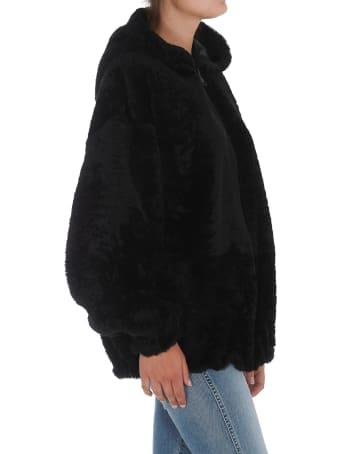 Sylvie Schimmel Campus Lamb Shearling Jacket