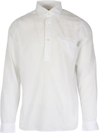 Guglielminotti Camicia Collo Francese Shirt