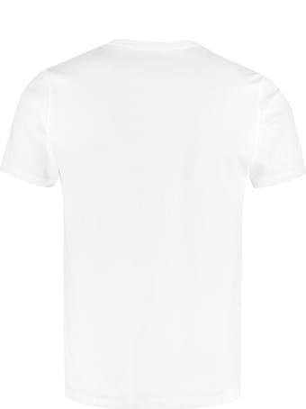 Kenzo Cotton Crew-neck T-shirt