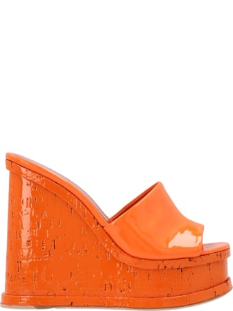 Haus of Honey 'laquer Doll' Wedges