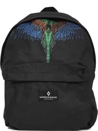 Marcelo Burlon Kids Wings Backpack