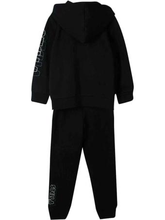 Stella McCartney Kids Black Jumpsuit