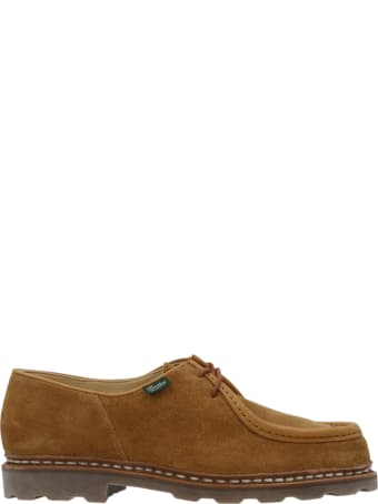 Paraboot 'michael Whisky' Laced Up Shoes