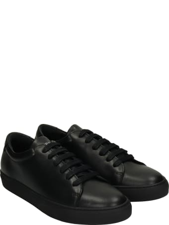 National Standard Edition 3 Sneakers In Black Leather