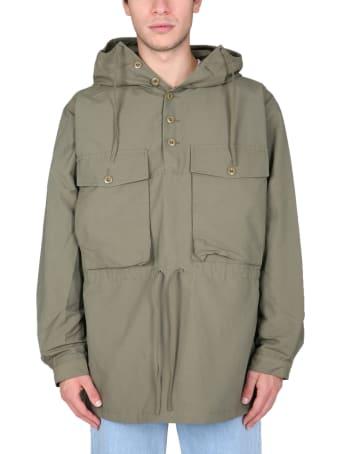 Nigel Cabourn Track Smock Army Jacket