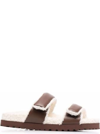 GIA COUTURE Flat Sandals