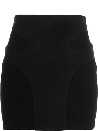 Dion Lee 'contour Stitch' Skirt