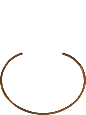 Maison Margiela Carved Number Bracelet