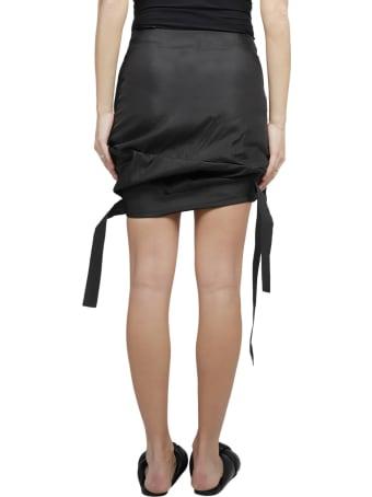 Nensi Dojaka Black Skirt