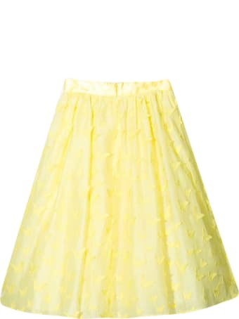 Charabia Skirt With Application