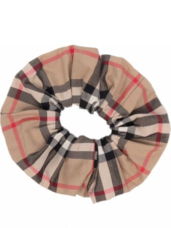 Burberry Vintage Check Hair Tie
