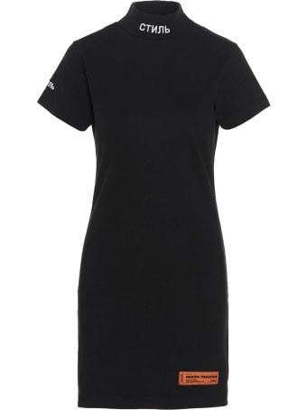 HERON PRESTON 'ctnmb' Dress