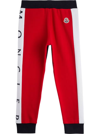 Moncler Bicolor Jersey Jogger