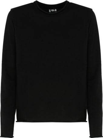 Labo.Art Black Wool Sweater