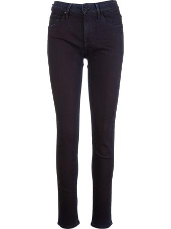 Jacob Cohen Woman Very Dark Blue Kimberly Skinny Jeans
