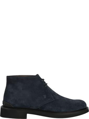 Tod's Polacco Semiformale Laced Shoe