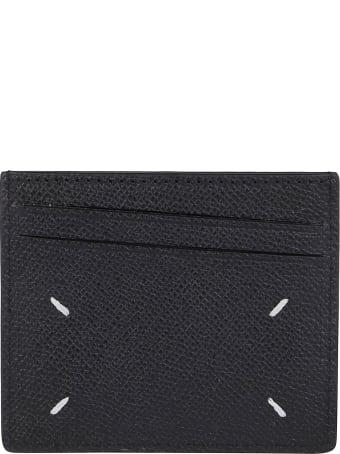 Maison Margiela Black Leather Cardholder