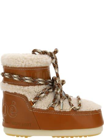 Chloé Moon Boots