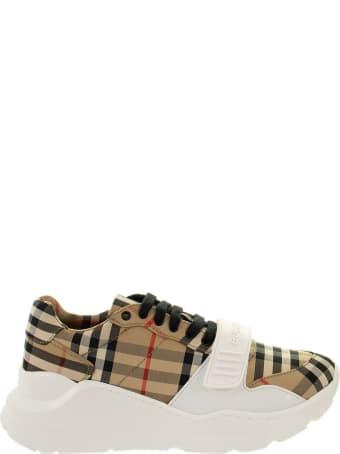 Burberry Regis - Vintage Check Cotton Trainer