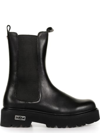 Cult Leather Ankle Boots