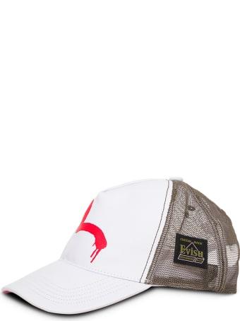 Evisu X Sfera Ebbasta Logo Cap