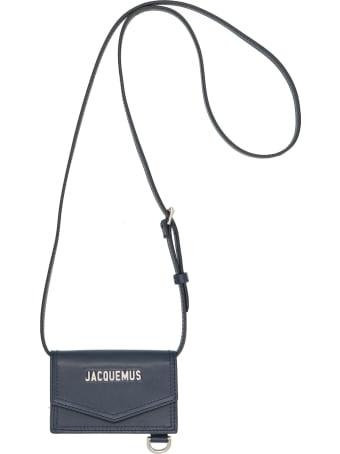 Jacquemus 'le Porte Azur' Cardholder
