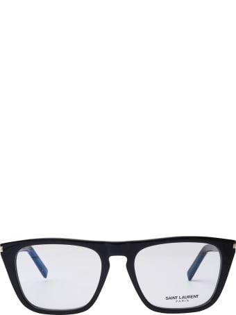 Saint Laurent Saint Laurent Sl 343 Black Glasses