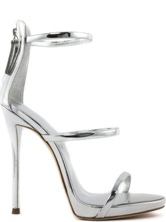 Giuseppe Zanotti Patent Leather 'harmony' Sandal