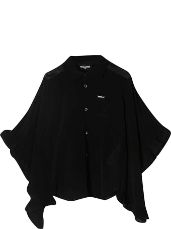 Dsquared2 Black Blouse Teen