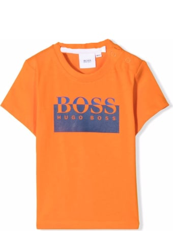 Hugo Boss Newborn T-shirt With Print