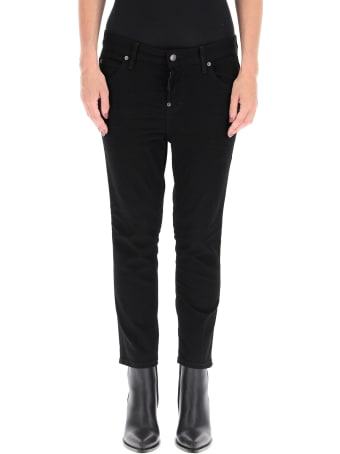 Dsquared2 Cool Gril Cropped Jeans