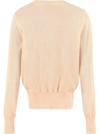 Moncler Cashmere V-neck Sweater