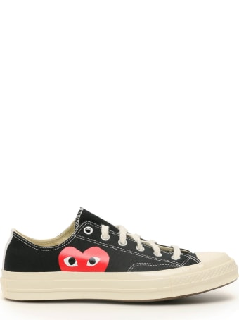 Comme des Garçons Comme Des Garcons Play Chuck 70 Sneakers