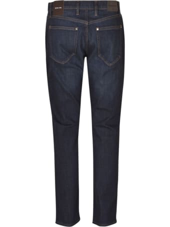 Michael Kors Regular 5 Pockets Jeans