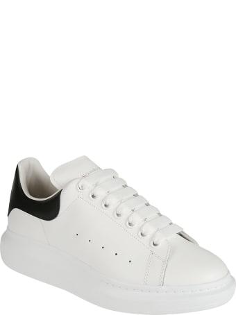 Alexander McQueen Colourblock Logo Sneakers
