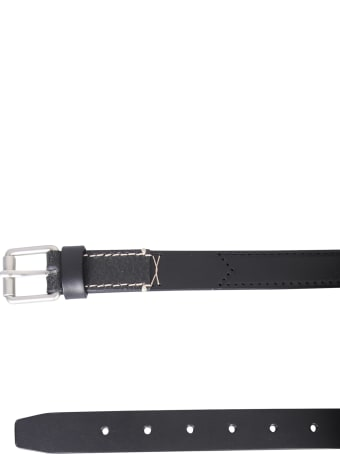 Lemaire Thin Leather Belt
