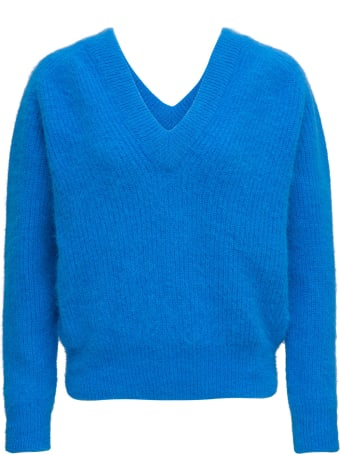 Forte_Forte Bluette Wool Blend Sweater