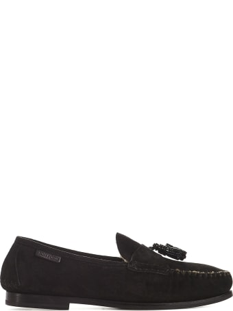 Tom Ford Berwick Shearling Loafers