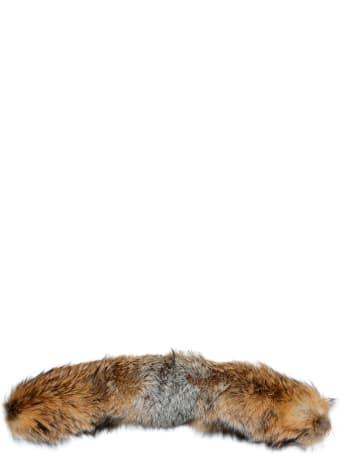 Mr & Mrs Italy Cross Fox Fur Collar