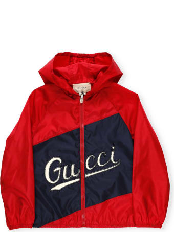 Gucci Jacket With Hood