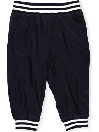 Moncler Pants With Striped Trims