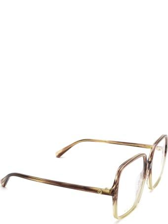 Gucci Gucci Gg1003o Red Gradient Glasses