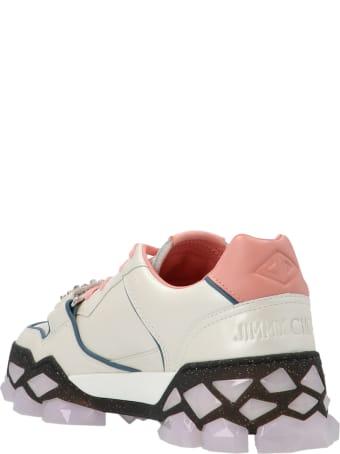Jimmy Choo 'diamond X Strap' Shoes